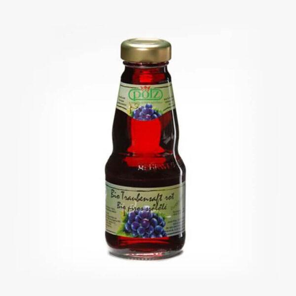 Био натурален сок 100% Грозде 200 мл.