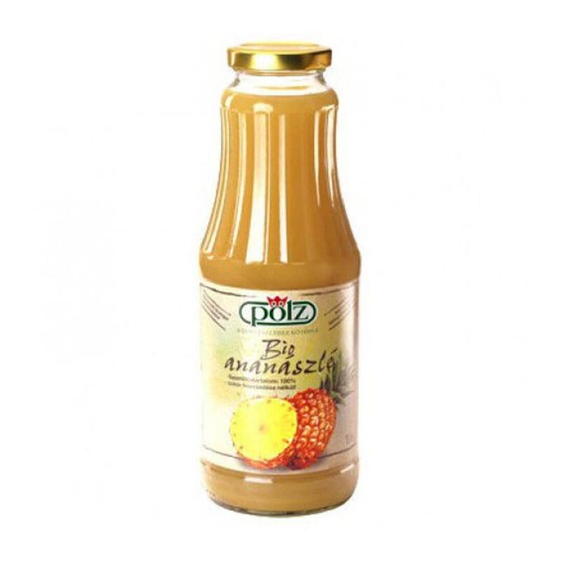 Био натурален сок 100% Ананас 1 л.