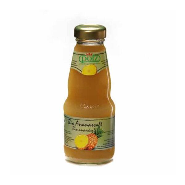 Био натурален сок 100% Ананас 200 мл.