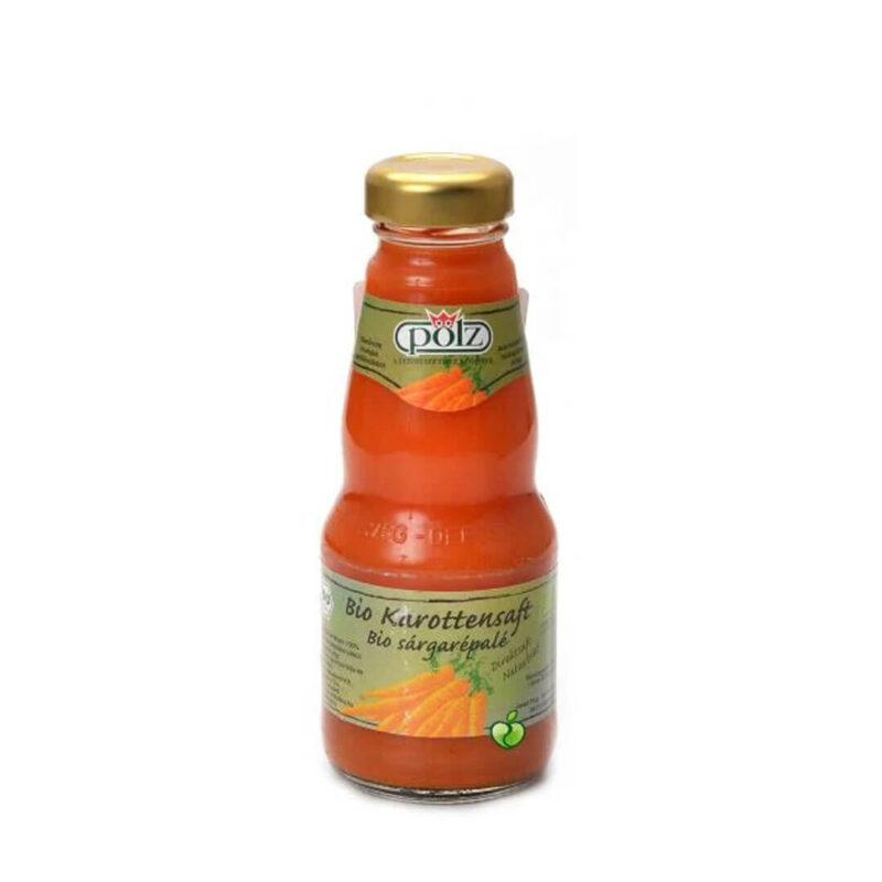 Био Натурален Сок 100% Моркови 200 мл.