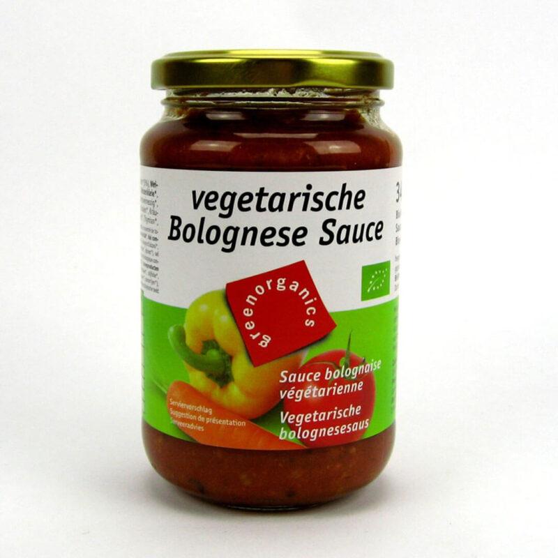 Био Вегетариански Сос Болонезе 340 г.