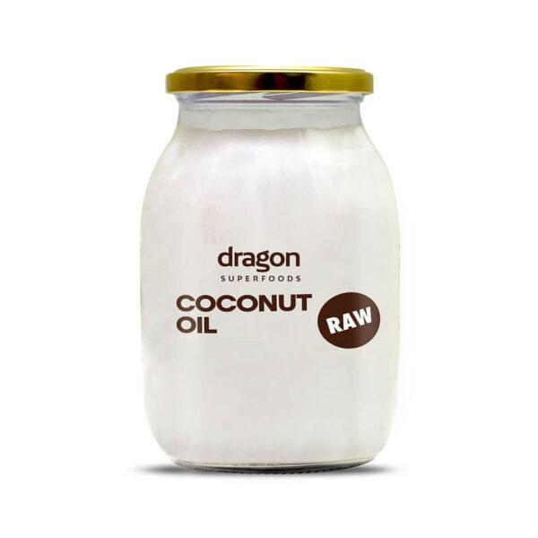 Био Кокосово Масло Студено Пресовано 1 л. Dragon