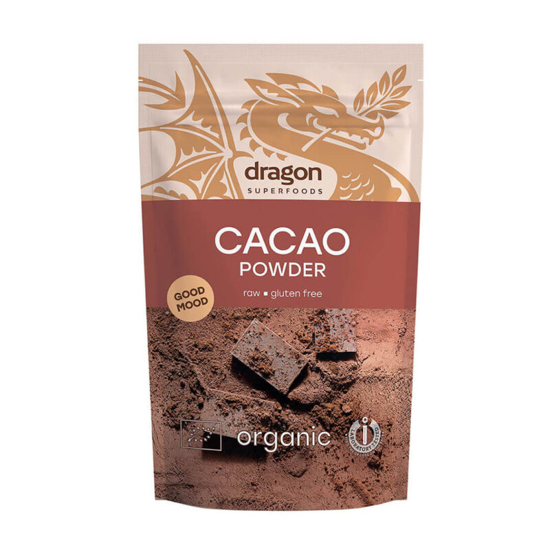 Био Какао на Прах  200 г. Dragon