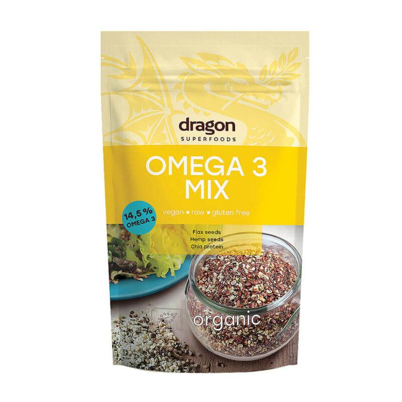 Био Функционален Omega 3 Mix 200 g. Dragon