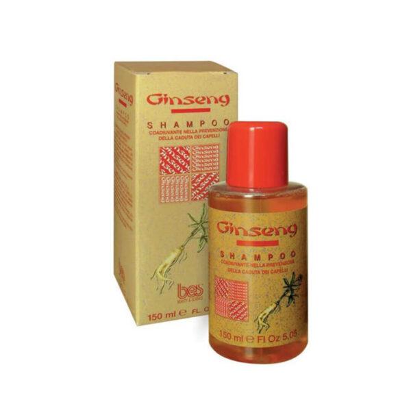 Шампоан Против косопад и за ускорен растеж на косата с Жен-Шен 150ml