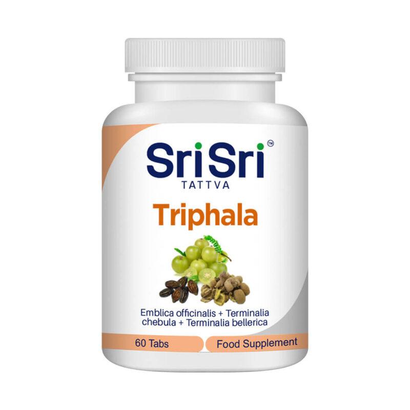 Трифала (Triphala) 60 таблетки по 500 мг.