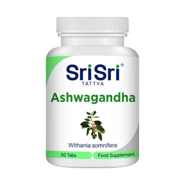 Ашваганда (Ashwagandha) 60 таблетки по 500 мг.