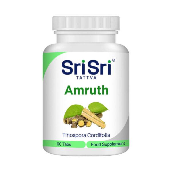 Амрут (Amruth) 60таблетки по 500 мг.
