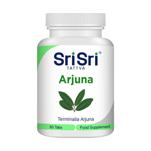 Арджуна (Ardjuna) 60 таблетки по 500 мг.