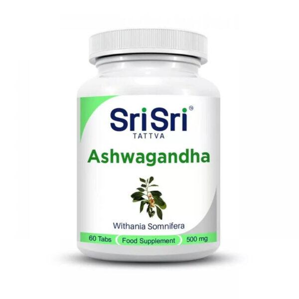 Ашвагандади (Ashvagandhadi) 60таблетки по 500 мг.