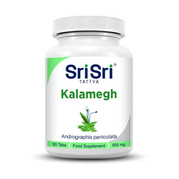 Каламег (Kalamegh) 60 таблетки по 500 мг.