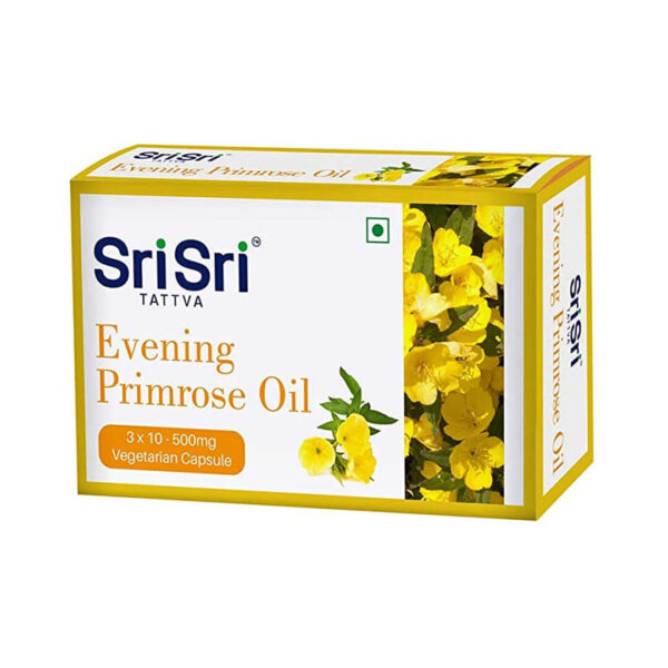 Масло от вечерна иглика (Evening Primrose Oil) 30 капсули по 500 мг.