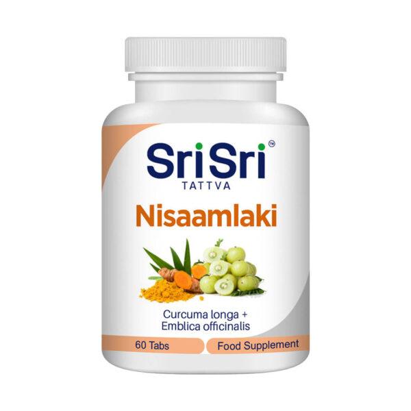 Nisaamlaki 60 tablets of 500 mg.