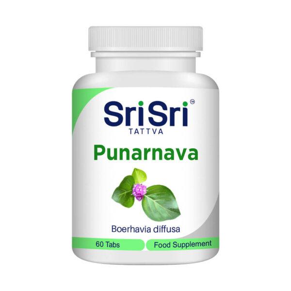 Punarnava 60 tablets of 500 mg.