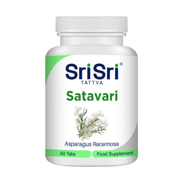 Satavari 60 tablets of 500 mg.